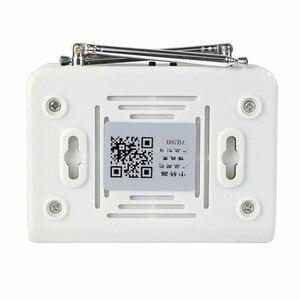Image 3 - Repetidor de señal de 433,92 MHz amplificador de código de aprendizaje, sistema de llamada inalámbrico, buscapersonas, servicio al cliente, F3302B