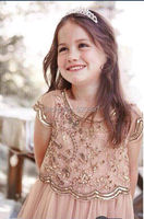 free-shipping-wlmonsoon-summer-girl-short-sleeve-lace-dress-veil-2-piece-vest-dress-girls-princess-dress-chirdren-clothing