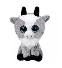 "Ty Beanie Boos 6"" 15cm unicorn Gabby the Goat Plush Stuffed Collectible Big Eyes Doll Toy"
