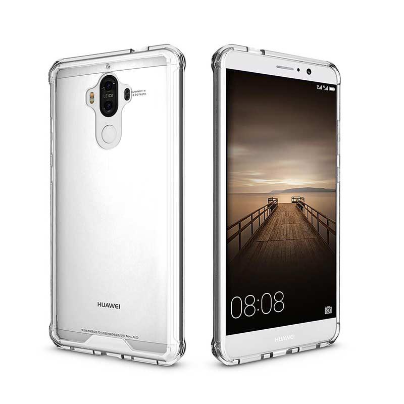 Huawei Mate 9 Case Coque Shockproof Sərt arxa örtük Mate9 üçün - Cib telefonu aksesuarları və hissələri - Fotoqrafiya 6