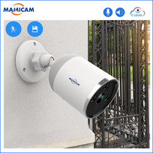 3MP HD 1080P Outdoor Wifi Wireless IP Camera Home Security Bullet P2P Cloud Storage Night Vision Surveillance Cam New