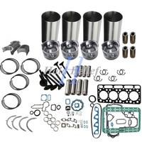 Reconstruir Kit para Motor Kubota B2910HSD V1505 B7820HSD B3030HSD B3030HSDC B3200HS|Kits p/ reconstrução do motor| |  -