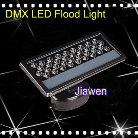 2pcs/lot,  24W 36W waterproof LED wall washer flood light RGB stage light by DMX control FREE Shipping