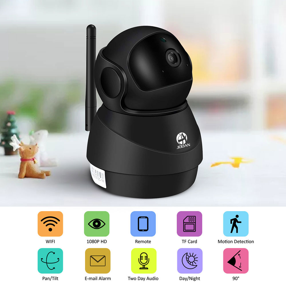 IP Camera WiFi Network Camera Video Surveillance Wifi 1080P Night Vision CCTV Camera Baby Monitor 2MP Wifi Wireless Camera IPCam