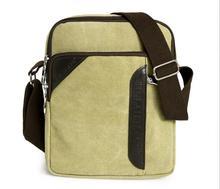 Fashion Men Messenger Bag Casual Shoulder Bag High Quality Canvas Bag Men Bags