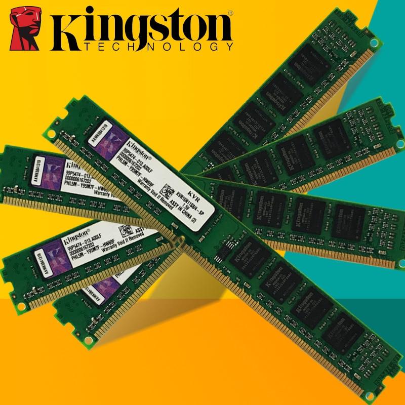 Kingston Desktop 10 stücke PC Speicher RAM DDR2 800 Memoria Modul PC2 6400 4 gb 2 gb 1 gb (2 stücke * 2 gb) kompatibel DDR2 800 mhz 667 mhz