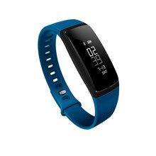 Модные V07 Bluetooth Smart Браслет, фитнес-трекер, Экран, Частота пульса, монитор, вибрации сигнализации, Smart Браслет V07