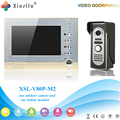 Xinsilu V80P-M2 Doorbell Camera With 4.3inch Door Viewer Indoor Monitor Out Door Phone Bell Video Photo IR Voice Unlock