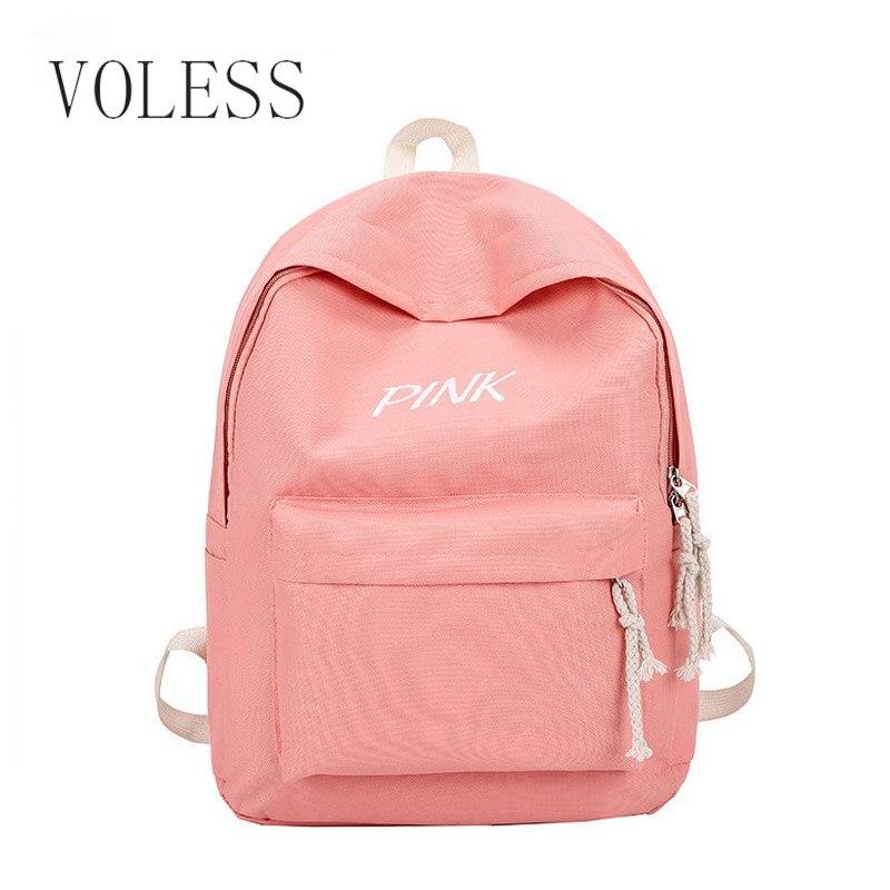 Laptop, Bags, New, Ladies, Backpack, Korean