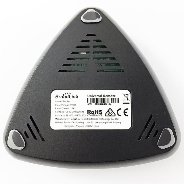 New Version Broadlink RM3 RM mini3 RM2 Pro Smart Home Automation Intelligent WIFI Universal Control IR+RF Remote Control