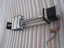 Высокая Точность Ballscrew SG 1204 600 мм Шариковый Винт Линейной Направляющей руководство Подвижным Столом Слип + 57 Nema 23 Шаговый Двигатель С ЧПУ
