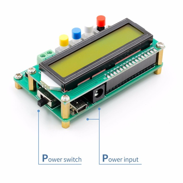 Capacitance and inductance tester 5