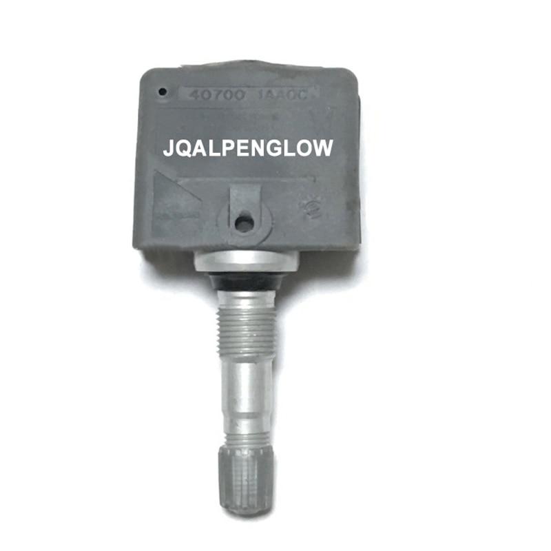 Nissan Rogue Tire Pressure Sensor: 4Pcs CE Cars TPMS Tire Pressure Valve Monitor Sensor 40700