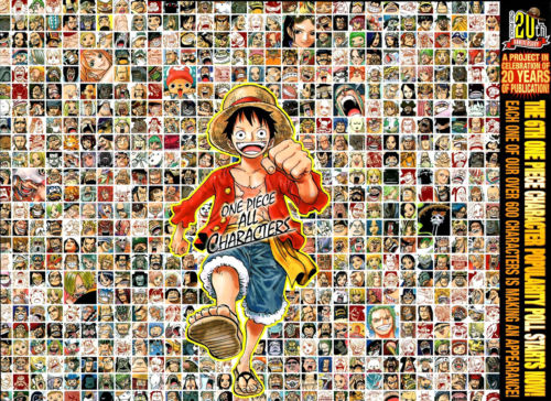 ONE PIECE Special Poster Art Silk Fabric Poster 36 x 24