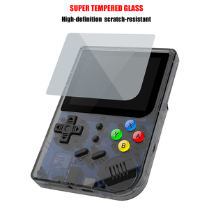 Image 2 - RG300 3 inch Video games Draagbare Retro console Retro Game Handheld Games Console Speler 16G + 32G 3000 GAMES Tony systeem