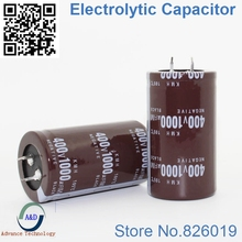 12 adet/grup 400 v 1000 uf Radyal DIP Alüminyum Elektrolitik Kapasitörler boyutu 35*60 1000 uf 400 v Tolerans 20%