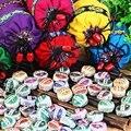 50 ШТ. Секрет Подарок Чай Пуэр 200 г 10 Различных Вкусов Китайский Чай пуэр Здравоохранения Приготовленные Сырые Пуэр Чай GreenTea Непосредственно От юньнань
