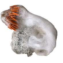 quantity 3layer fishing net depth 1.5m-2m gill length 95m mesh 2cm-5cm network nylon rede de pesca outdoor