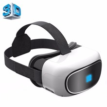 G200 5 inch Android 5.1 Cortex A7 Quad Core 1.3GHz 1+8GB 3D VR Virtual Reality Headset Mobile Private Cinema Glasses Helmet