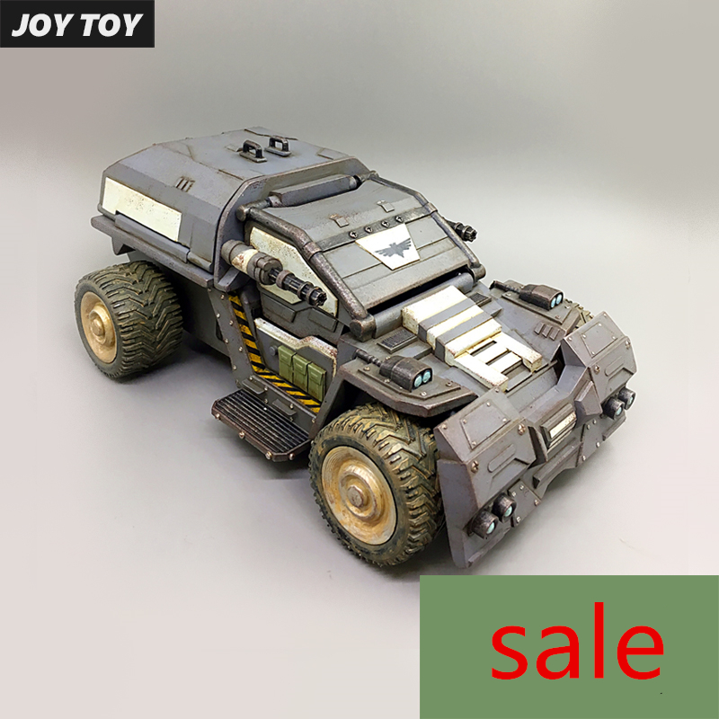 Joy Toy 1 27 Action Figures Car 3rd Generation Rhinoceros Scout Car