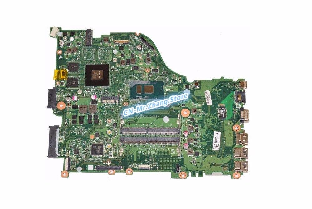 SHELI FOR font b Acer b font Aspire E5 575 E5 575G Laptop Motherboard W I5