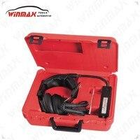 Araba Elektronik Stetoskop Kiti Oto Tamircisi Gürültü Teşhis Aracı WT04D2019