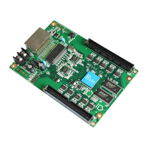 Image 4 - Huidu R500 מלא סינכרוני צבע led וידאו תצוגת HD R500 led מקלט עבודה יכול עם בקרת כרטיס HD C10C/HD C35/HD A3/T901