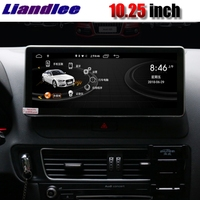 Liandlee Car Multimedia Player NAVI For Audi Q5 8R 2009~2018 LHD Android 4G RAM CarPlay Adapter Radio GPS WIFI 4G Navigation