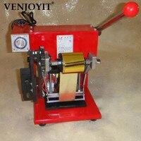 "4.5""X4.5"" 11X11 cm Hot Foil Stamping machine press printer Tipper Bronzing Machine PVC Id Card Letter fast shipping|Power Tool Accessories| |  -"