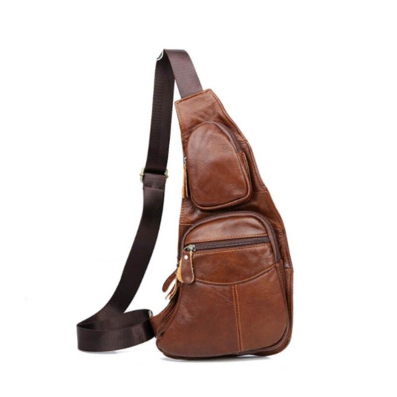 8b451de10935 Купить BYCOBECY 2018 Новое поступление мужская сумка на грудь винтажная  сумка на плечо из искусственной кожи Сумка через плечо сумка для  путешествий сум.