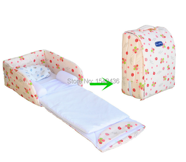 Free Shipping Newborn Baby Crib 0 6 Months 2colors
