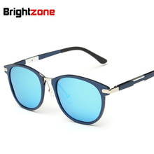New Pattern Aluminum Magnesium Polarized Light Sunglasses Fashion Sunglasses Driver New Drive Glasses oculos de sol gafas