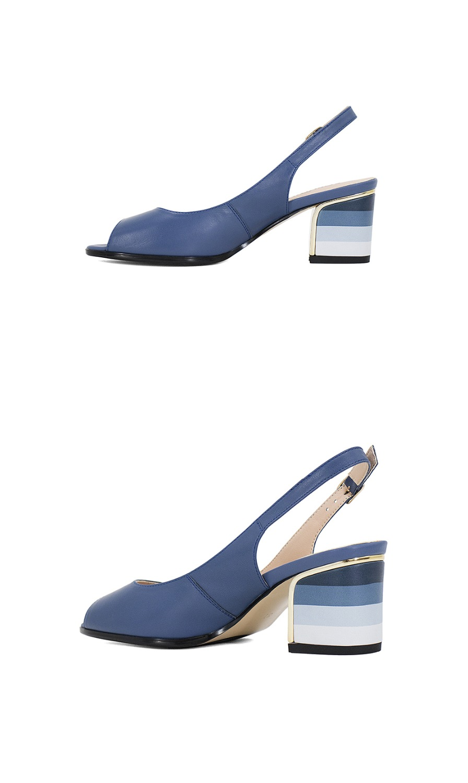 HTB1i7qFC79WBuNjSspeq6yz5VXaw SOPHITINA Sandals Handmade Genuine Leather 2019 New Sexy Lady Peep Toe Sandals Square Heel Buckle Strap Classics Shoes Woman S22