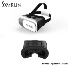 Symrun vr Box 2 Virtual Reality 3D Glasses Game Movie 3D Glass For Iphone Android Mobile Phone Virtual Reality Goggles