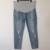 Gravidez maternidade jeans Verão Inverno Multi-estilo jeans Calças para mulheres grávidas cintura Elástica jeans gravidez grávida vestir