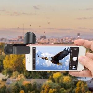 Image 5 - Объектив APEXEL 10 в 1 для камеры телефона, комплект объективов «рыбий глаз», широкоугольный Макро Звездный фильтр, CPL линзы для iPhone XS Mate Samsung HTC LG, 1 комплект