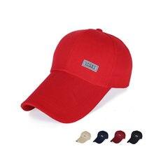 397dd60c29121 Deportes gorra hombre sombrero para el pescado al aire libre gorra de béisbol  Unisex largo Visor