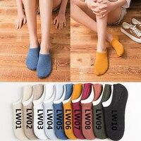 2018 new arrive fashion Women socks high quality LW01 model 20pcs/set