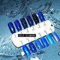 Bluesky Híbrido del Diamante Esmalte de Uñas de Gel de Alta Calidad de Larga duración Empapa del LED Herramientas de Manicura Belleza Del Clavo de DIY Arte 12 colores 12 ml