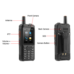 Image 3 - BiNFUL 7S+ Zello Walkie Talkie Mobile Phone IP65 Waterproof Smartphone MTK6737M Quad Core 4G LTE Android Keyboard PTT F40 Radio