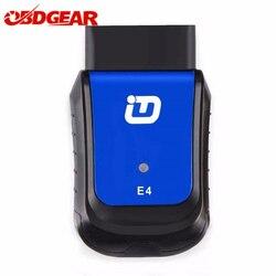 Глобальный Vpecker E4 Bluetooth полный системы OBD2 диагностический инструмент OBD2 автомобильный сканер ABS кровотечение OBD 2 сканер для Android