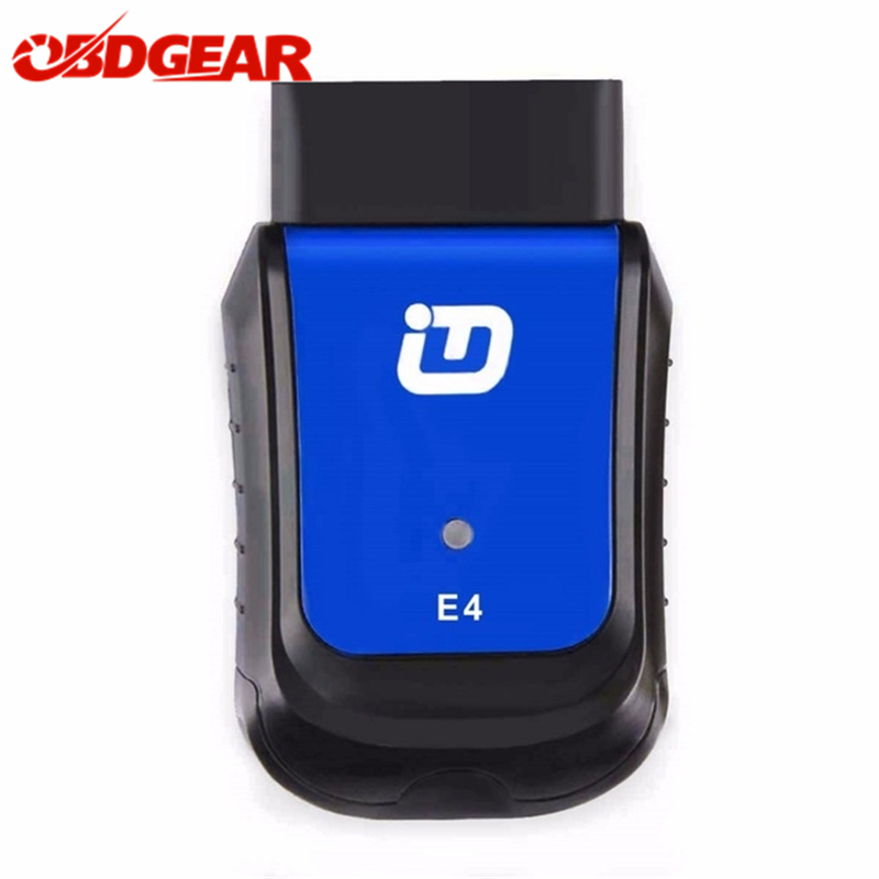 New Vpecker E4 Bluetooth Full Systems OBD2 Diagnostic Tool Multi-Languages OBD2 Automotive Scanner For Andorid OBD 2 Scanner