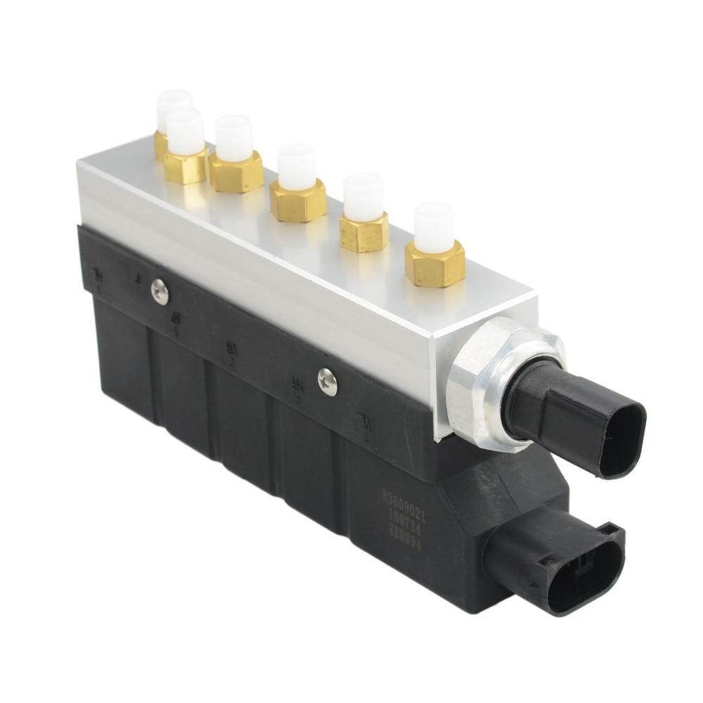 hight resolution of new air suspension solenoid valve block for jaguar xj xjr xj6 xj8 x350 x358 vaden plas 2w933b486aa c2c35166 in valves parts from automobiles motorcycles