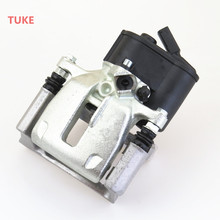 Buy online TUKE For Alhambra VW CC Sharan Tiguan Passat B6 B7 EU Seat 32332267 5N0 615 403 New Rear Left Pump Servo Caliper Motor Assembly