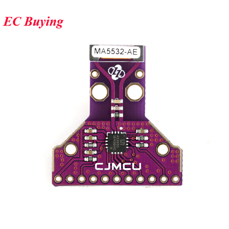Image 4 - AS3935 Sensor Digital Lightning Sensor Module Strikes Thunder Rainstorm Storm Distance Detection SPI I2C IIC InterfaceIntegrated Circuits   -
