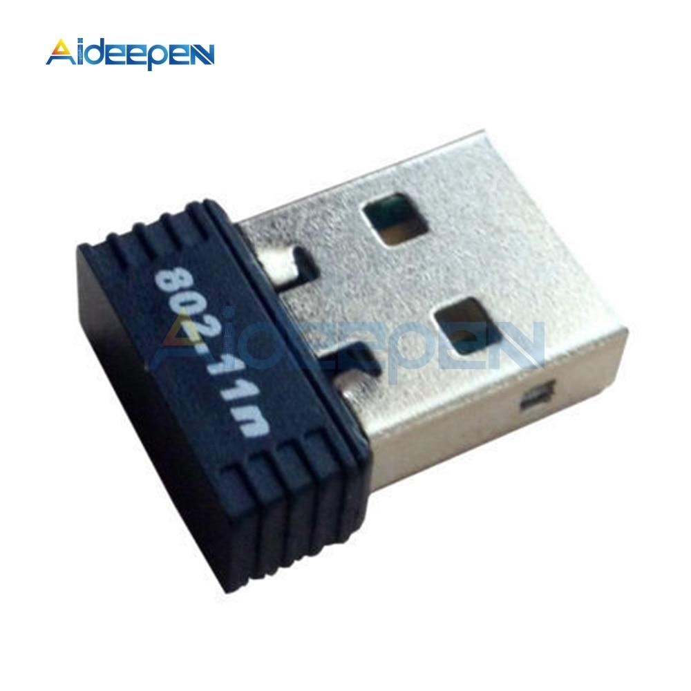 150M Mini USB2.0 RTL8188CUS WLAN WiFi LF-D16 Adapter Network Card USB2.0 Wireless LAN Adapter For Windows7/Vista/XP/MacOS/Linux