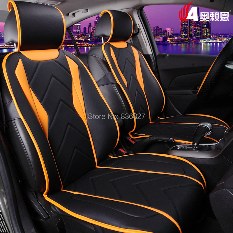 Fashion Four Seasons Sports Universal Car Seat Cover Set For