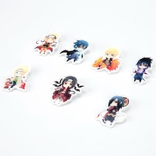 Brooches Cartoon Anime Naruto
