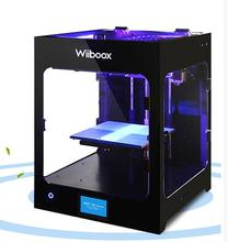 3D Wiiboox Two  3D printer with large size and high precision 3D home 3D printer