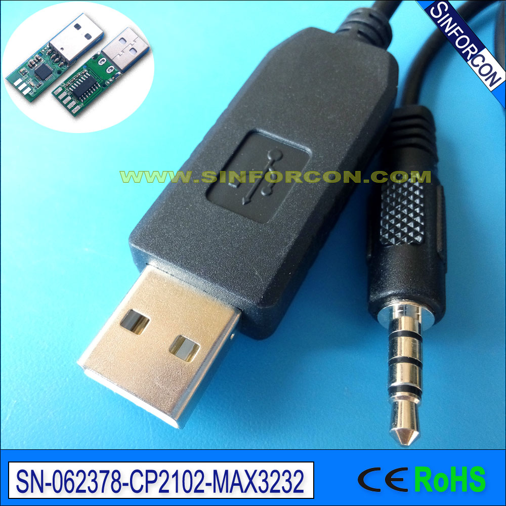 win8 10 android mac silicon labs cp2102 usb rs232 serial to 3.5mm jack 4p adapter cable win8 10 mac android ftdi ft232rl usb rs232 db9 serial adapter converter cable